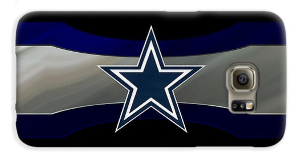 Dallas Cowboys Galaxy S6 Case