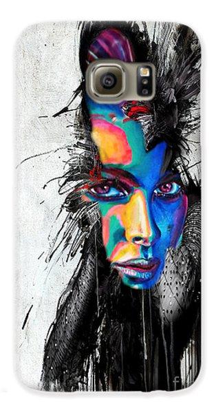 Facial Expressions Galaxy S6 Case