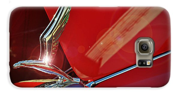 1933 Chevrolet Hood Ornament Galaxy S6 Case