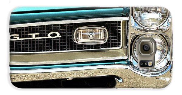 1966 Pontiac Gto Galaxy S6 Case
