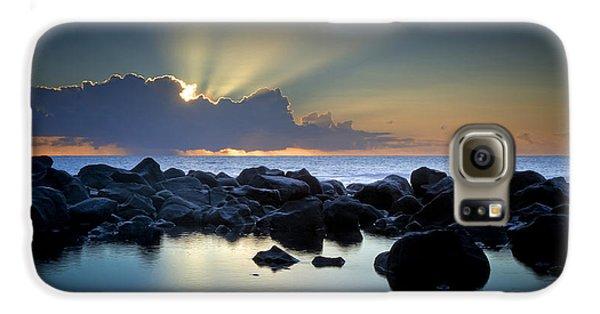Aqua Marine Galaxy S6 Case