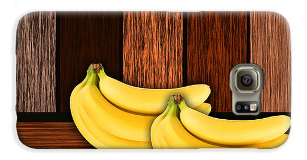 Bananas Galaxy S6 Case by Marvin Blaine