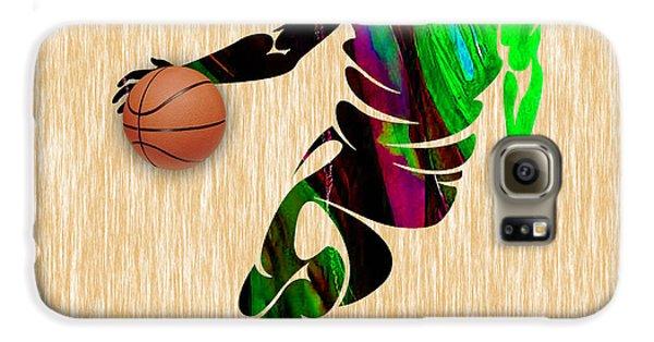 Basketball Galaxy S6 Case