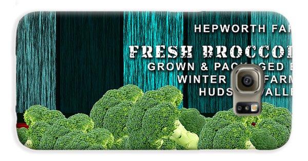 Broccoli Farm Galaxy S6 Case
