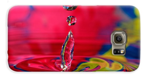 Colorful Water Drop Galaxy S6 Case