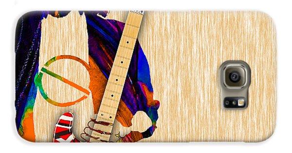 Eddie Van Halen Special Edition Galaxy S6 Case