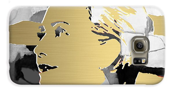 Hillary Clinton Gold Series Galaxy S6 Case