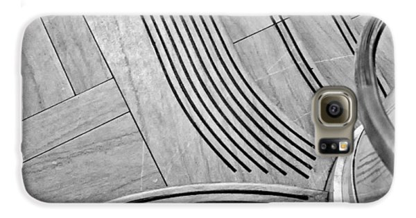 Intersection Of Lines And Curves Galaxy S6 Case