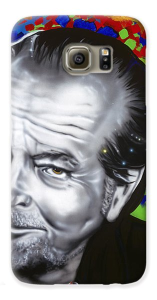 Jack Galaxy S6 Case by Alicia Hayes
