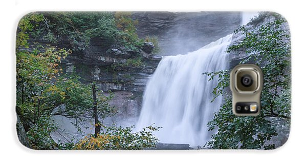 Kaaterskill Falls Square Galaxy S6 Case