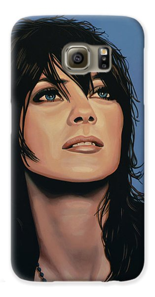 Knight Galaxy S6 Case - Marion Cotillard by Paul Meijering