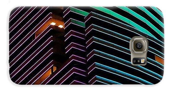 Miami Tower - Miami ( 1986 ) Galaxy S6 Case