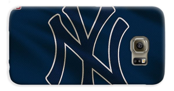 New York Yankees Uniform Galaxy S6 Case