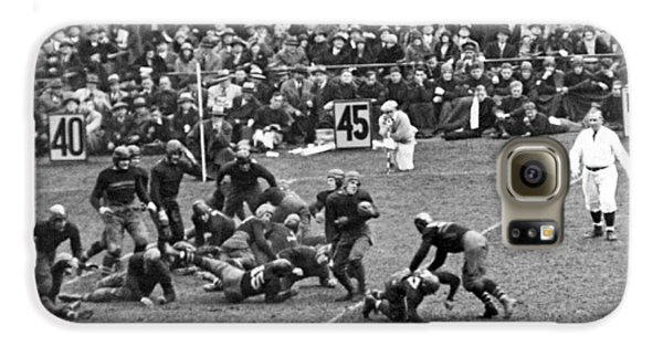 Notre Dame-army Football Game Galaxy S6 Case by Underwood Archives