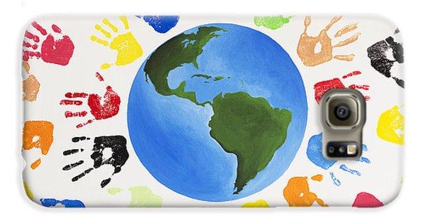 One World Galaxy S6 Case