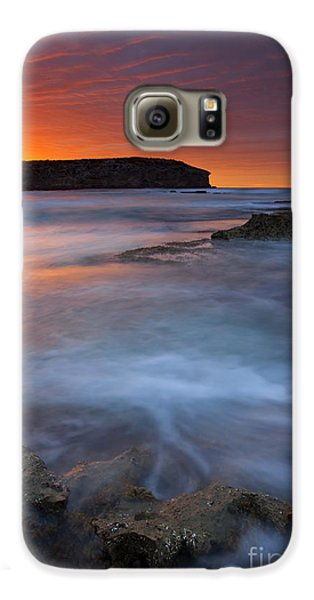 Pennington Dawn Galaxy S6 Case by Mike  Dawson