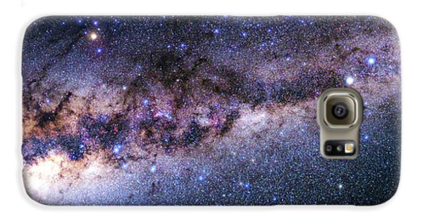 Southern View Of The Milky Way Galaxy S6 Case by Babak Tafreshi