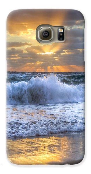 Splash Sunrise Galaxy S6 Case