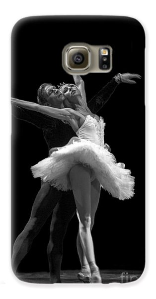 Swan Lake  White Adagio  Russia 3 Galaxy S6 Case