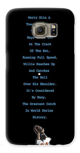 The Catch Galaxy S6 Case