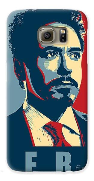 Ant Galaxy S6 Case - Tony Stark by Fine Artist