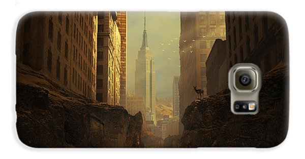 Architecture Galaxy S6 Case - 2146 by Michal Karcz