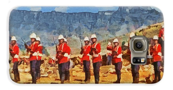 24th Regiment Of Foot - En Garde Galaxy S6 Case