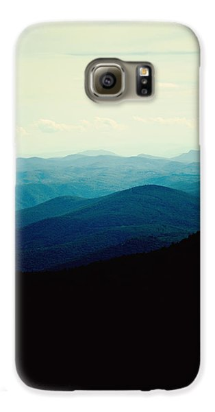Blue Ridge Mountains Galaxy S6 Case by Kim Fearheiley