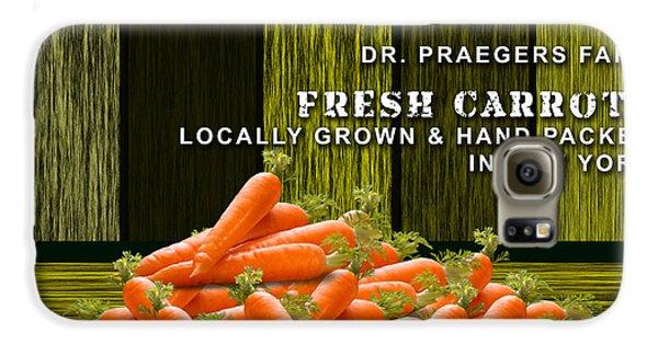 Carrot Farm Galaxy S6 Case