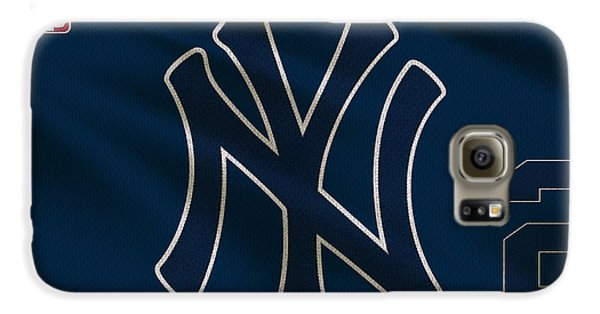 New York Yankees Derek Jeter Galaxy S6 Case