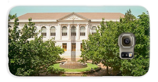 The Old Main - University Of Arkansas Galaxy S6 Case