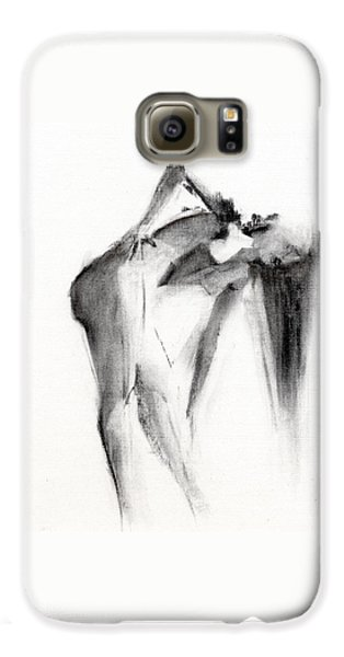 Nudes Galaxy S6 Case - Rcnpaintings.com by Chris N Rohrbach