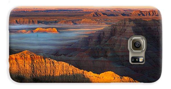 Landscapes Galaxy S6 Case - 3d Sunrise  by Kadek Susanto