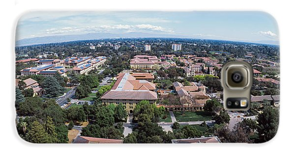 Aerial View Of Stanford University Galaxy S6 Case