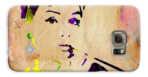 Audrey Hepburn Collection Galaxy S6 Case