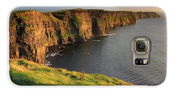 Inspirational Galaxy S6 Case - Cliffs Of Moher Sunset Ireland by Pierre Leclerc Photography