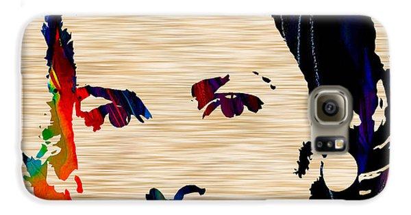 Grace Kelly  Galaxy S6 Case by Marvin Blaine