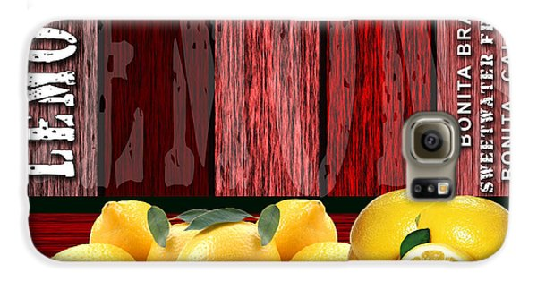 Lemon Farm Galaxy S6 Case