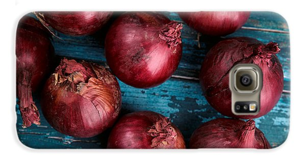 Red Onions Galaxy S6 Case