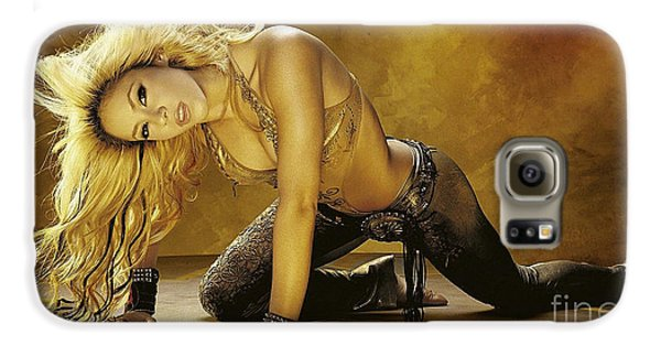 Shakira Galaxy S6 Case