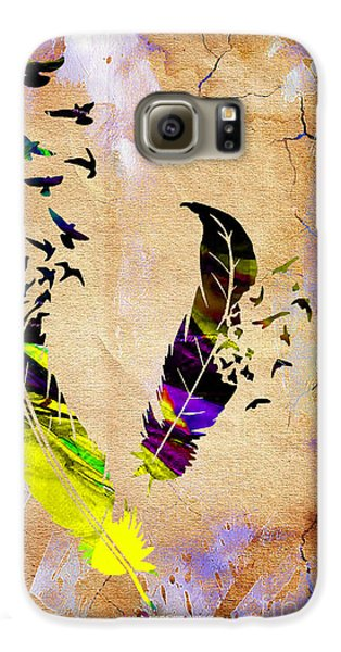 Birds Of A Feather Galaxy S6 Case