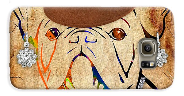 French Bulldog Collection Galaxy S6 Case
