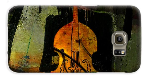 Upright Bass Galaxy S6 Case