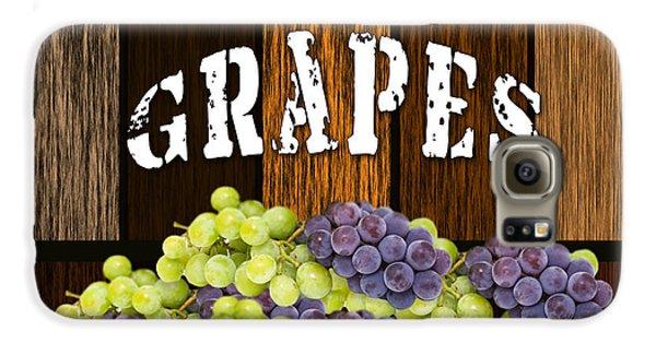 Grape Farm Galaxy S6 Case