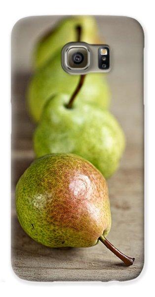 Pears Galaxy S6 Case by Nailia Schwarz