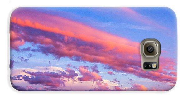 Nebraskasc Galaxy S6 Case - Severe Storms In South Central Nebraska by NebraskaSC