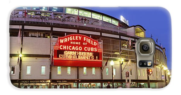Usa, Illinois, Chicago, Cubs, Baseball Galaxy S6 Case