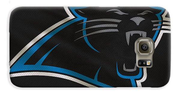 Carolina Panthers Uniform Galaxy S6 Case