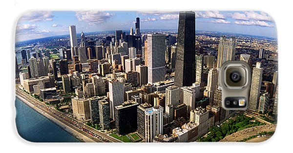 Chicago Il Galaxy S6 Case by Panoramic Images