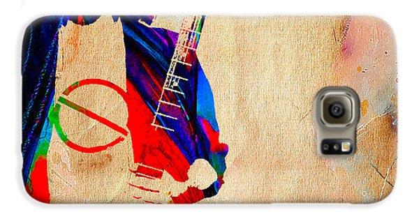 Eddie Van Halen Galaxy S6 Case by Marvin Blaine